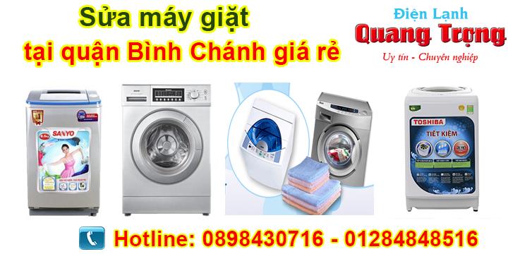 Sửa máy giặt tại Bình Chánh